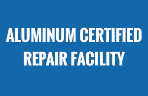 Aluminum Certified Repair Facility